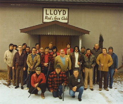 Lloyd Rod & Gun Club, Highland, New York, from the