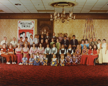 International Twins Association, Muncie, IN, from the