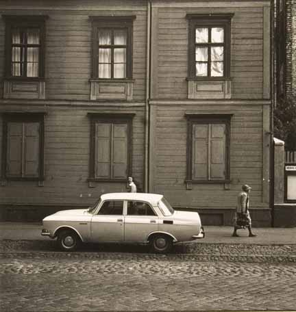 Untitled (white car)