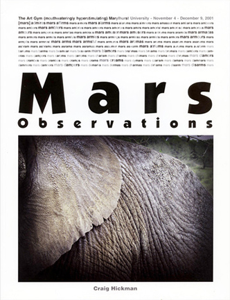 Mars Observations