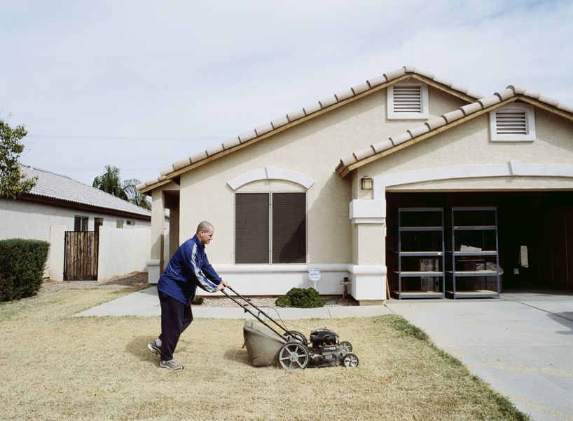 Chandler, Arizona, from the Mowing the Lawn portfolio