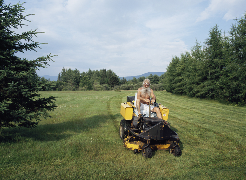 Concord, Vermont, from the Mowing the Lawn portfolio