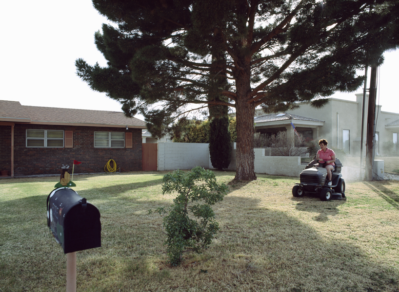 Carlsbad, New Mexico, from the Mowing the Lawn portfolio