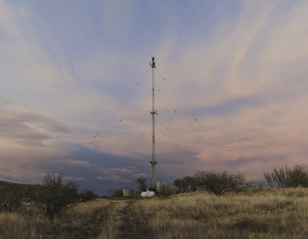 Ground Scanning Radar, Arizona, from the