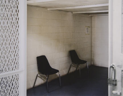 Detention Cell (woman's), Texas, from the