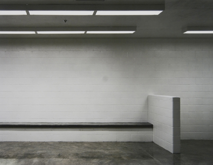 Detention Cell (newly constructed), from the