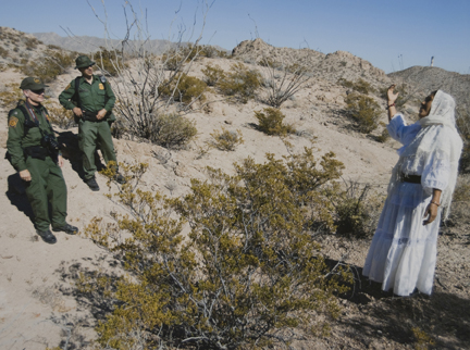 Serenade, U.S.-Mexico Border, from the