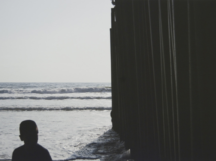 Border Fence, Playas de Tijuana, from the