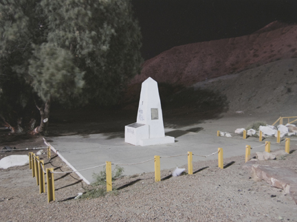 Border Monument No. 1, (El Paso/Juárez) N 31° 47.036' W 106° 31.781', from the