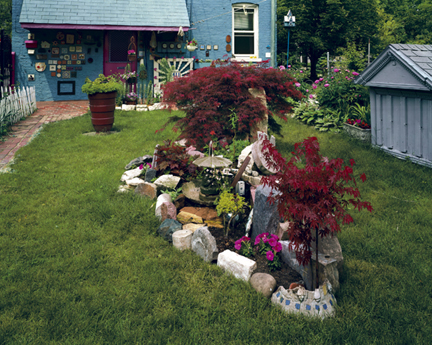 Mini Garden - Chicago, Illinois, 2002