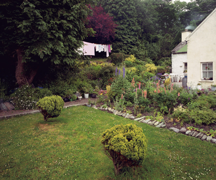 Irish Garden - Castletownbere, County Cork, Ireland