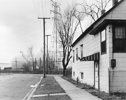 139th Street Near Kennedy Avenue, East Chicago, Indiana, from the Changing Chicago Project