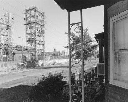 Brandon Avenue Near 84th Street, Chicago, from the Changing Chicago Project