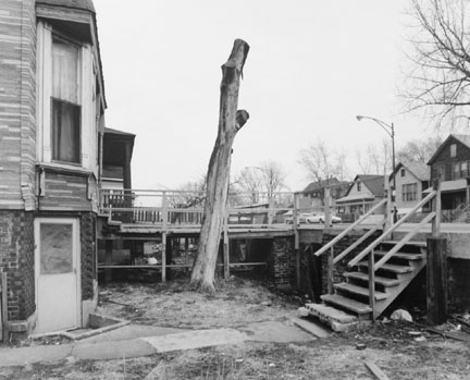 Buffalo Avenue Near 88th Street, Chicago, from the Changing Chicago Project