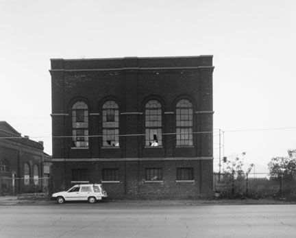 Vacant Building, Torrence Avenue Near 115th Street, Chicago, from Changing Chicago