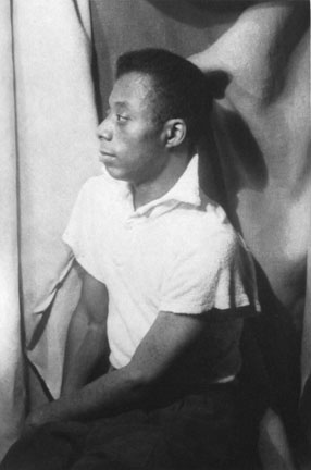 James Baldwin, from the