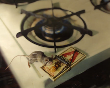 Still Life with Mouse (Requiem)