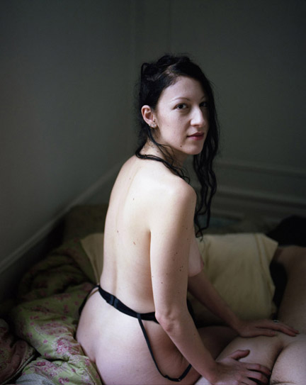 Lori, from the Almost Naked portfolio