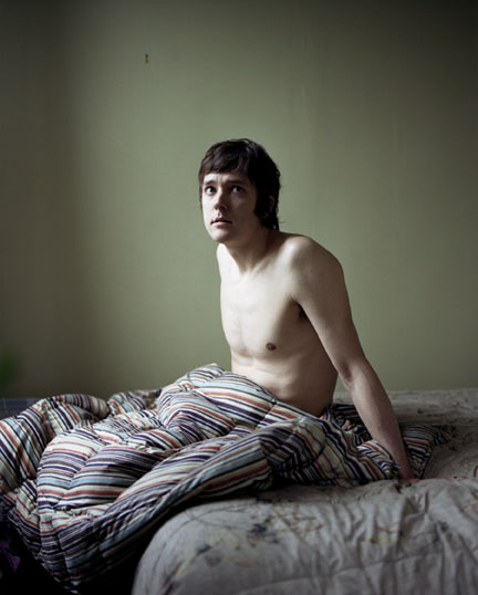 Shawn, from the Almost Naked portfolio