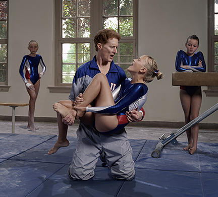 The Americans, US Gymnastics Team