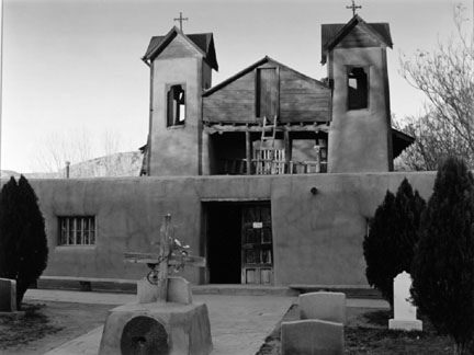 Church Chimayo, New Mexico