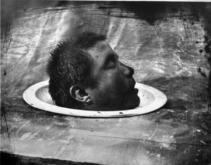 Head of Dead Man, Mexico