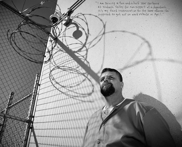 Timothy, Wabash Valley Correctional Facility, from the