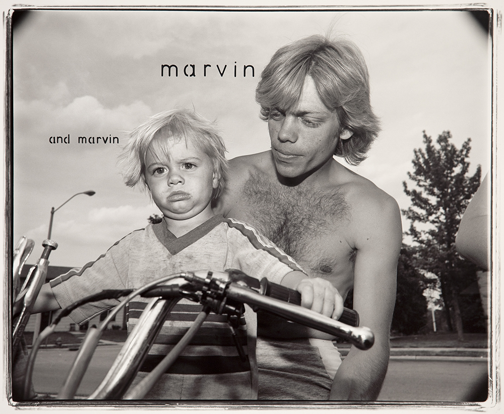 Two Marvins, from the