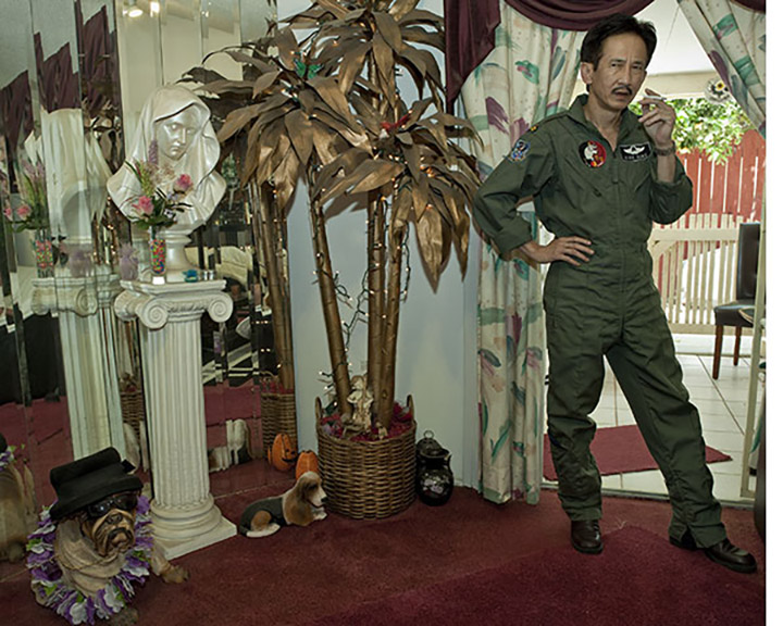 Hieu Vinh, Army of the Republic of Vietnam Air Force Captain, from the