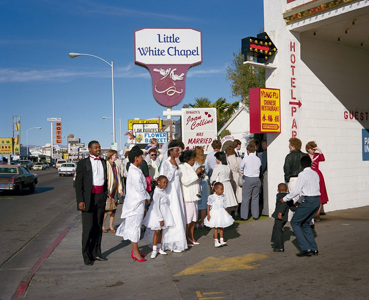 Little White Chapel, Valentine's Day, Las Vegas