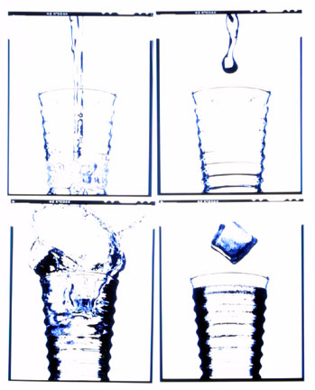 Pouring Water Sequence